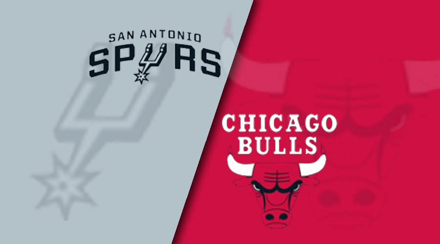 San Antonio Spurs vs Chicago Bulls Live