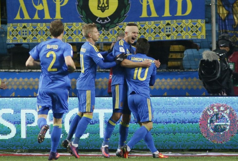Ukraine vs Croatia live streaming online and TV listing