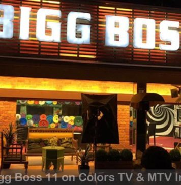 Watch Bigg Boss 11 on Colors TV & MTV India