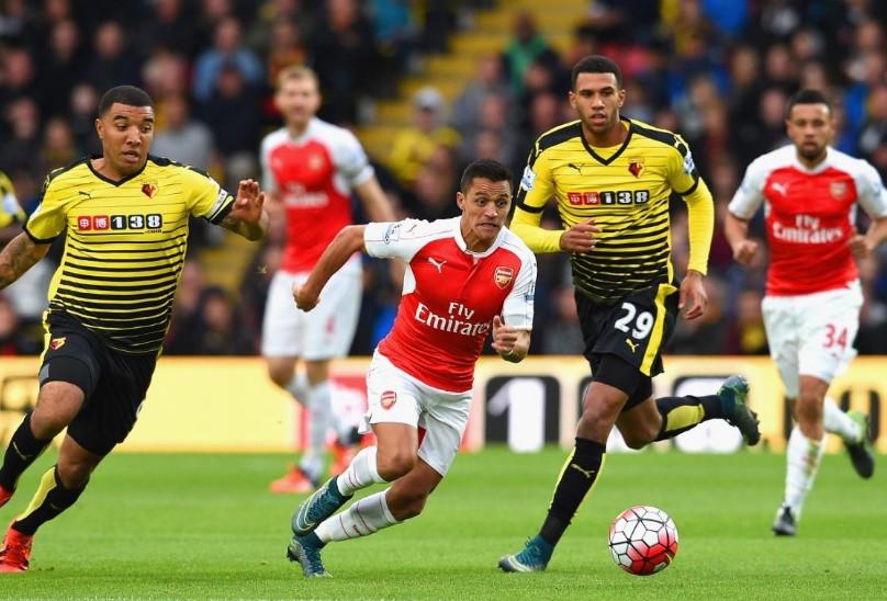 Watford vs Arsenal Live Streaming, Lineups, Score Premier League 2017-18