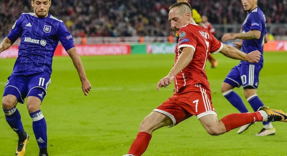 Anderlecht vs Bayern München Live Streaming