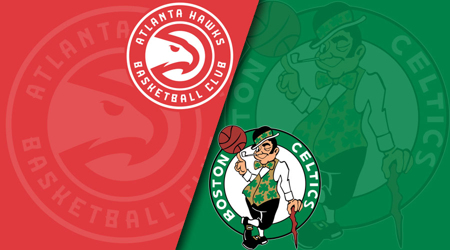 Atlanta Hawks vs Boston Celtics Final score Game 1 NBA 2017-18