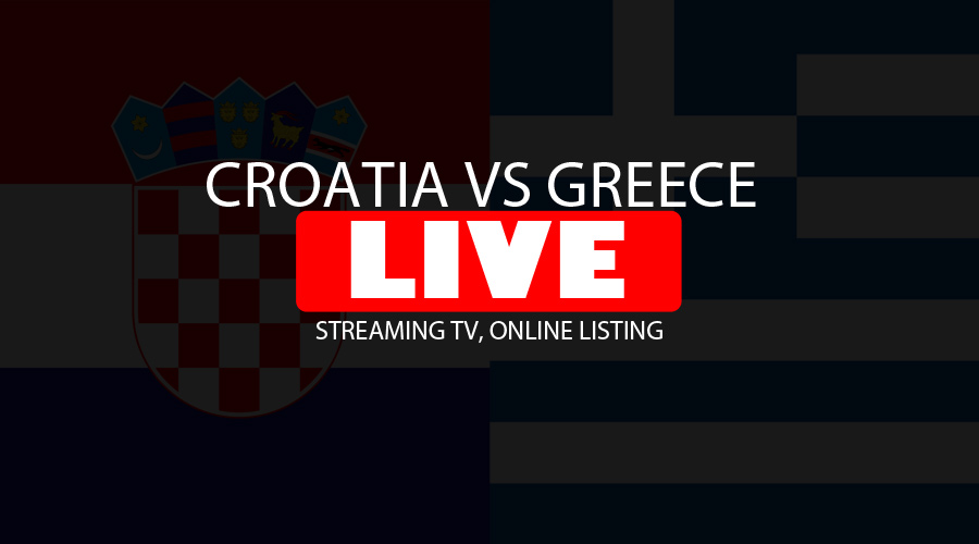 Croatia vs Greece