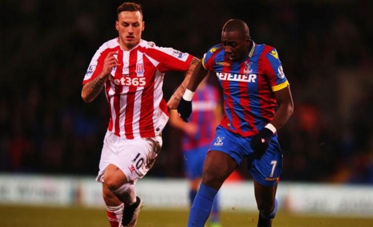 Crystal Palace vs Stoke City Live streaming