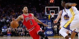 Golden State Warriors vs Chicago Bulls