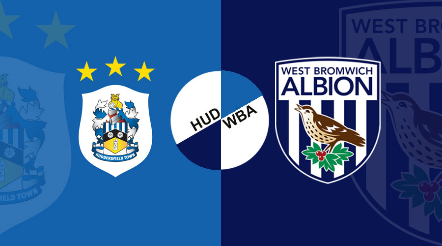 Huddersfield Town vs West Bromwich Albion