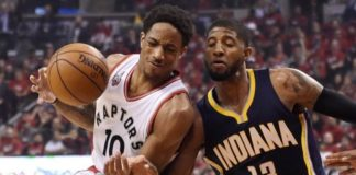 Indiana Pacers vs Toronto Raptors