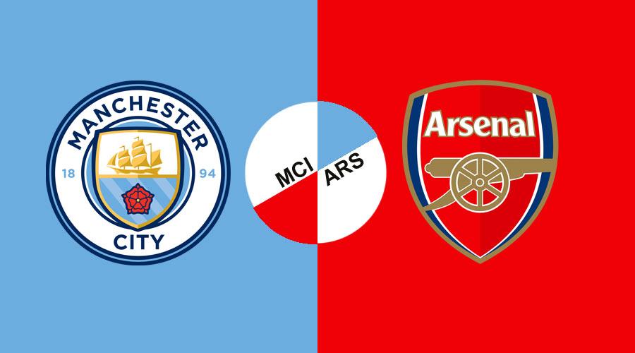 Manchester City vs Arsenal Live
