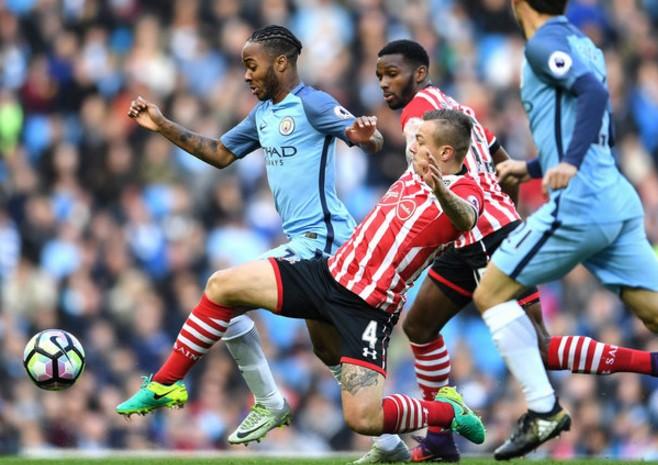 Manchester City vs Southampton