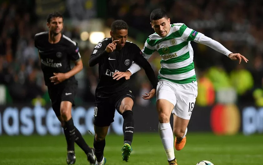 PSG vs Celtic Live Streaming