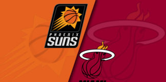 Phoenix Suns vs Miami Heat