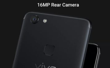 Vivo V7 at Flipkart.com - V7 launch in India