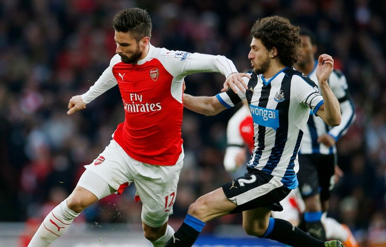 Arsenal Vs Newcastle: Arsenal Vs Newcastle United Final Score Premier League 2017-18