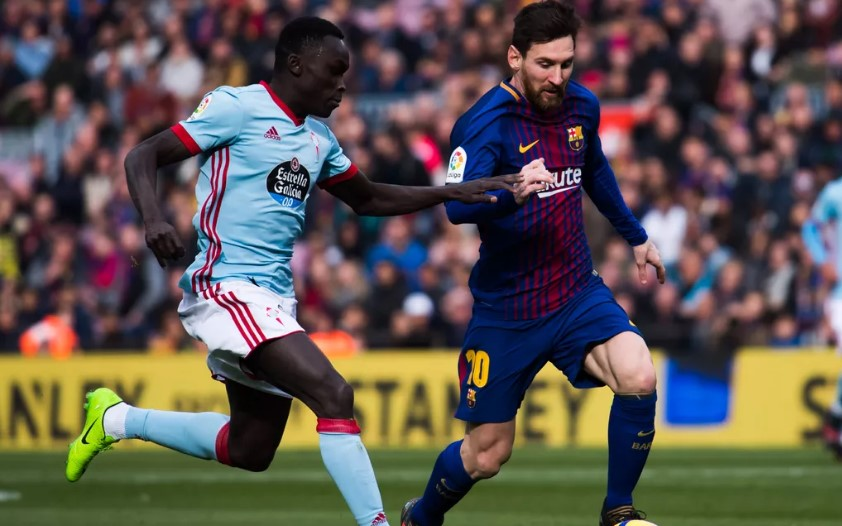Barcelona vs Sporting CP
