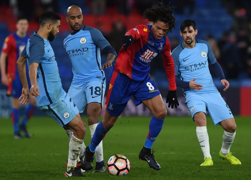 Crystal Palace vs Manchester City Live Streaming English ...