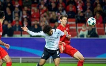 Liverpool vs Spartak Moskva