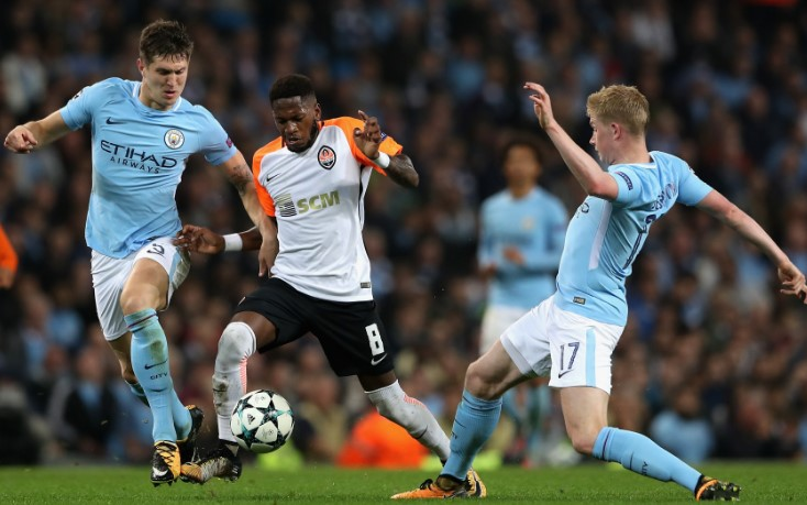 Shakhtar Donetsk vs Manchester City
