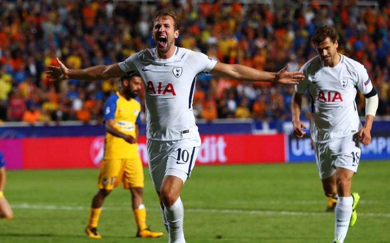 Tottenham Hotspur vs Apoel