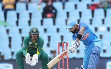 India vs South Africa 3rd ODI