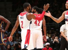 Washington Wizards vs Toronto Raptors