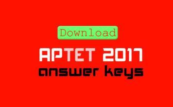 APTET 2017