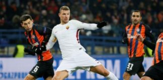 Roma vs Shakhtar Donetsk