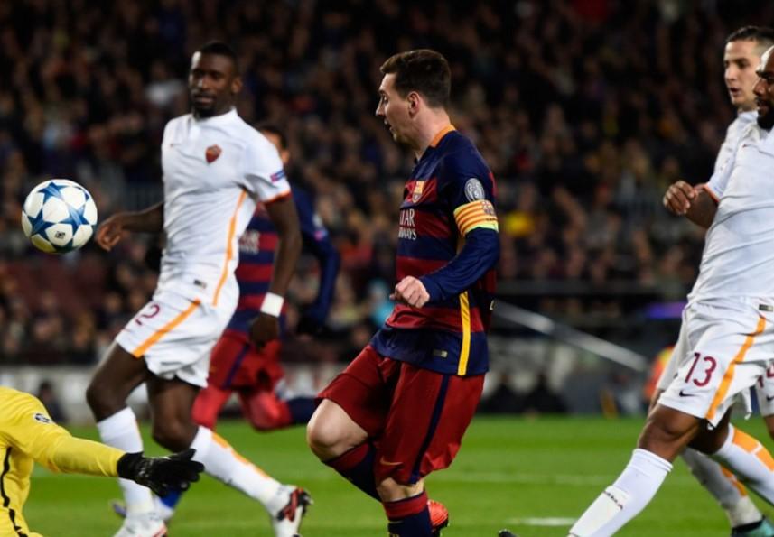 Barcelona vs Roma Live Streaming, Lineups, Score ...