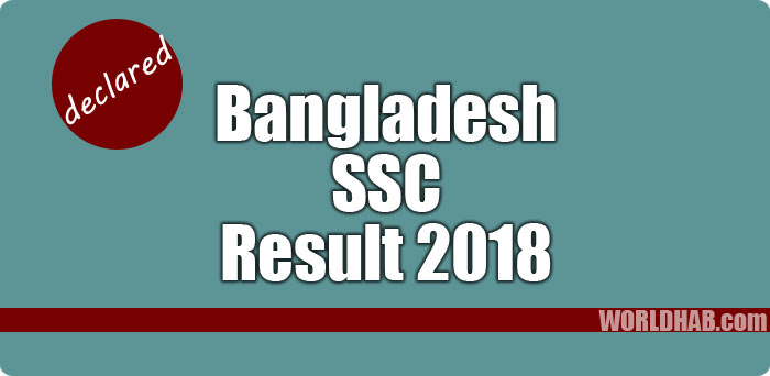 Bangladesh SSC exam results 2018
