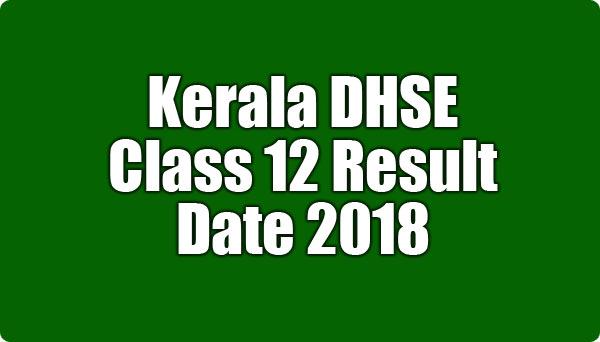 Kerala Class 12 Result 2018