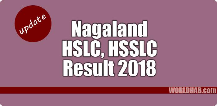 Nagaland NBSE Class 10, 12 results 20118