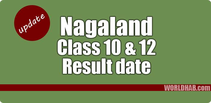 Nagaland 10th 12th result 2018