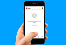 YouTube Incognito mode on Android mobile app