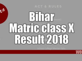 NOTE: 1. The online result verification system of old results verification of Matric (10th) & Intermediate (10+2) conducted by Bihar School Examination Board, Patna for the benefit of individuals / organisations / agencies for their respective purpose. The result made available is as declared, however in case of any variation in the document(s) produced by the candidate(s) and the declared result, the same may be forwarded to the board. 2. Bihar School Examination Board, Patna is not responsible for any inadvertent error that may have crept in the Data being published on Net. The result data cannot be treated as updated Data.