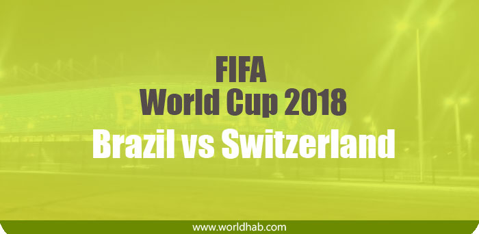 Brazil vs Switzerland Live