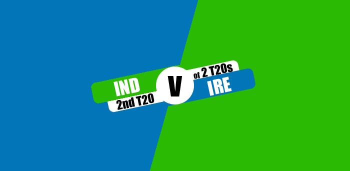 IND v IRE 2 T20 Live
