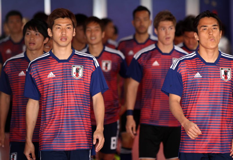 Japan vs Senegal Starting XI
