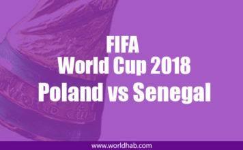 Poland vs Senegal
