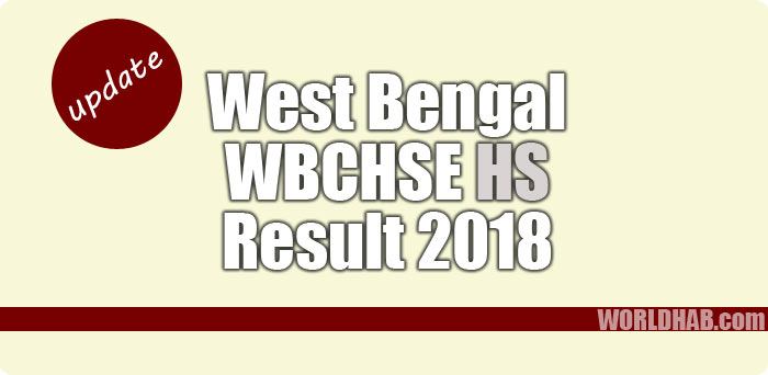West Bengal HS 12th result 2018