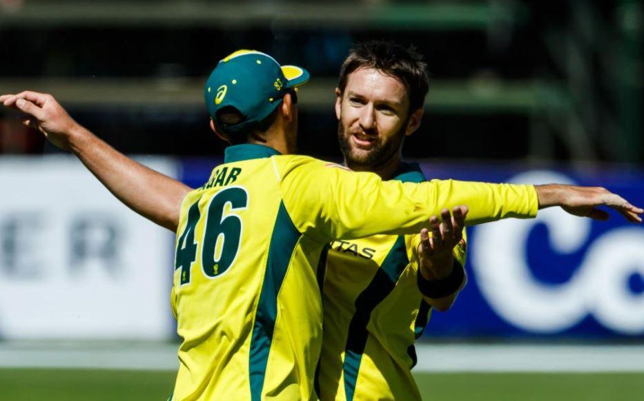 Australia vs Zimbabwe Live Cricket score