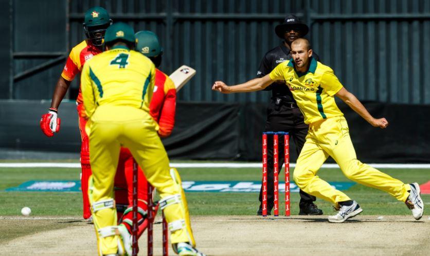 Australia vs Zimbabwe Playing XI