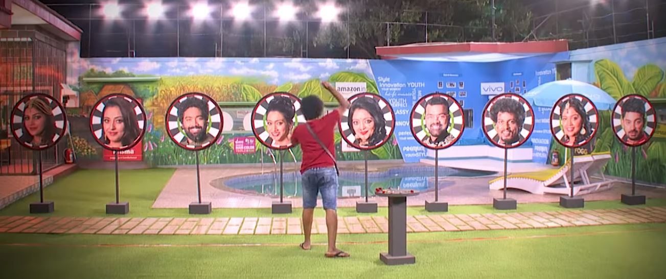 Bigg Boss Tamil 2 Voting started for Week 9 Daniel's name nominated for eviction