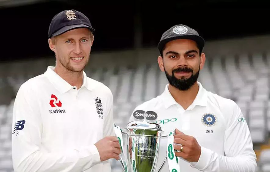 India vs England Live stream 1st Test