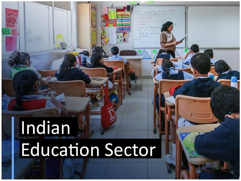 Indian education sector