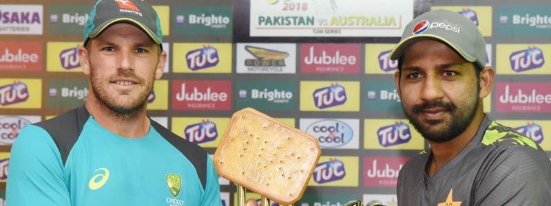 Pakistan vs Australia Live Cricket Score