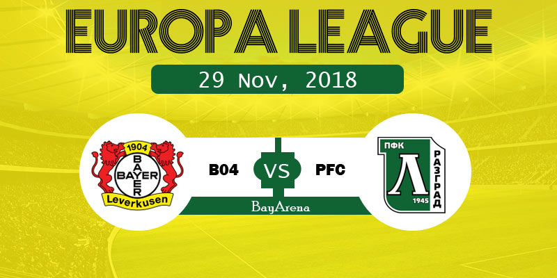 Bayer Leverkusen vs Ludogorets