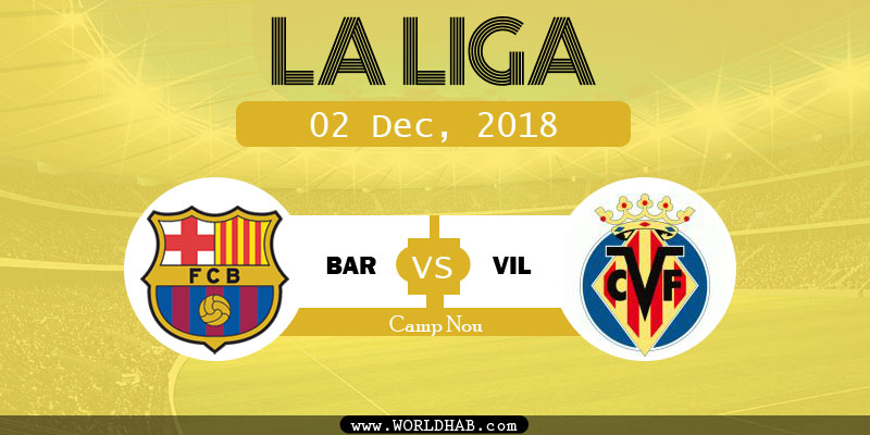 Barcelona vs Villareal