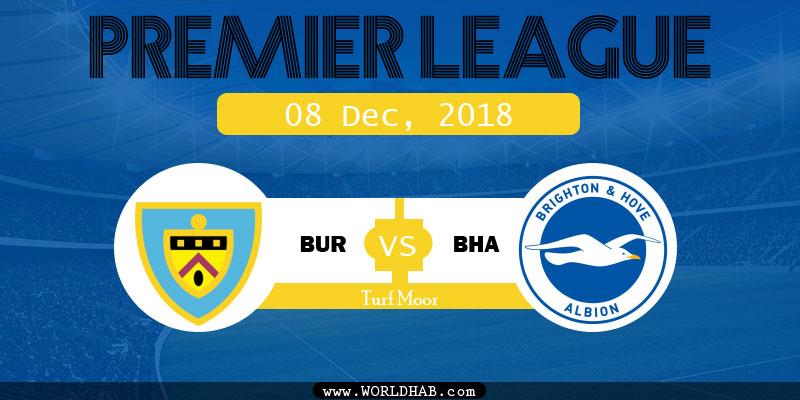 Burnley vs Brighton