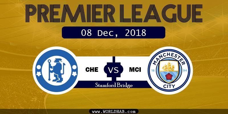Chelsea vs Manchester City