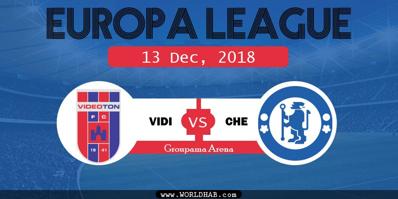 VIDI vs CHELSEA live streaming Starting XI: VIDI vs CHE