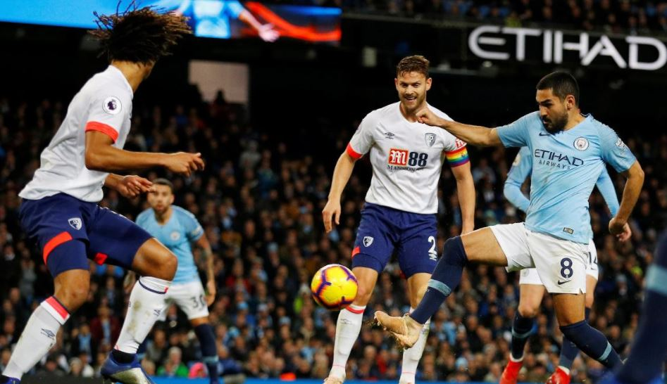 Bournemouth vs Manchester City Live Stream